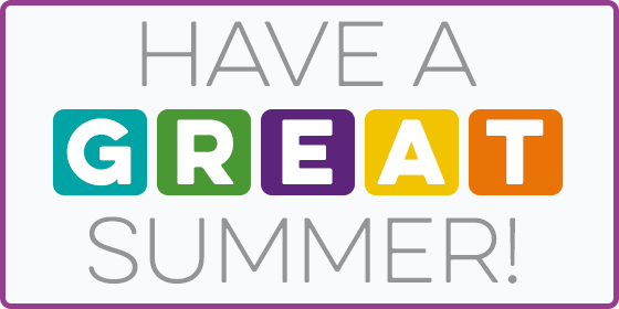 Have a great summer! - Saint Athanasius Catholic Academy